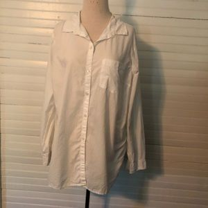 BOGO FREE Old Navy Classic White Button Up Shirt